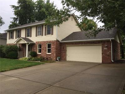 Indianapolis Single Family Home For Sale: 8318 Admirals Landing Place