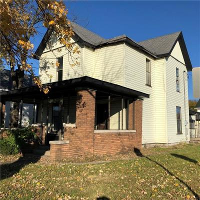 Madison County Single Family Home For Sale: 2026 Main Street