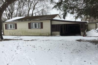 Madison County Single Family Home For Auction: 2527 NE, Street