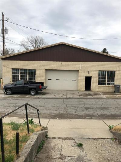 Indianapolis Commercial Lease For Lease: 1111 East Nelson Avenue