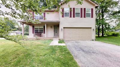 Heritage Lake Single Family Home For Sale: 471 Jefferson Valley