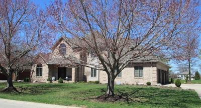 Delaware County Single Family Home For Sale: 7104 West Saint Andrews Avenue