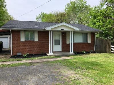 Anderson Single Family Home For Sale: 2615 Raible Avenue