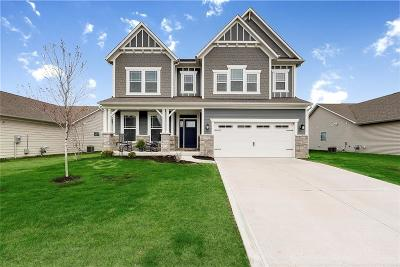 Brownsburg Single Family Home For Sale: 8836 Wicklow Way