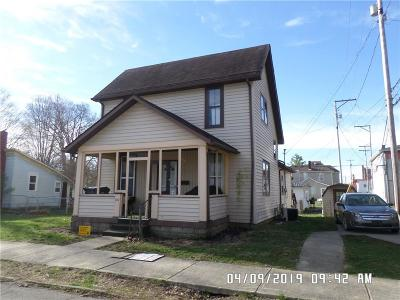 Madison County Single Family Home For Sale: 107 East Garfield Street