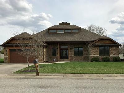 Decatur County Single Family Home For Sale: 1077 East Jacks Way