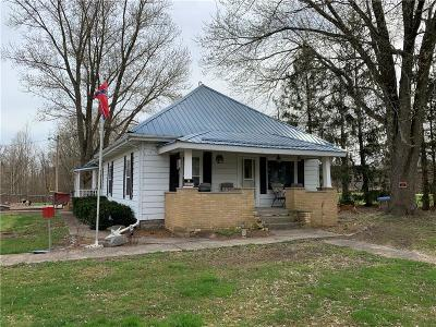 Parke County Single Family Home For Sale: 2615 South Us 41