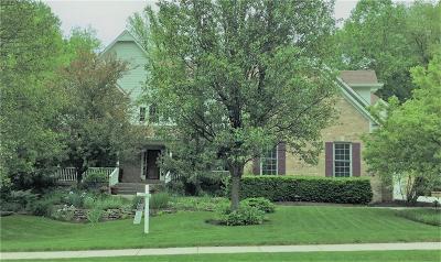 Carmel Single Family Home For Sale: 14503 Stephanie Street