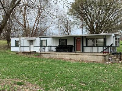 Parke County Single Family Home For Sale: 10338 North 700 W.