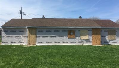 Indianapolis Multi Family Home For Sale: 2220 North Kenyon Street