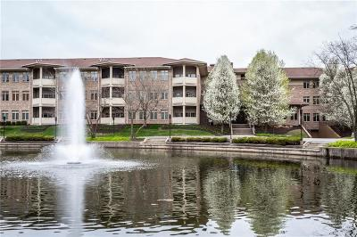 Condo/Townhouse For Sale: 8555 One West Drive #204