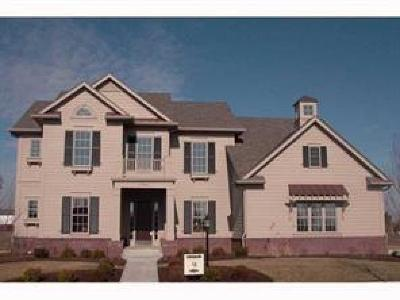 Carmel Single Family Home For Sale: 5386 North Grandin Hall Circle
