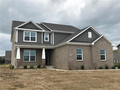 Bargersville Single Family Home For Sale: 5266 Karlyn Court