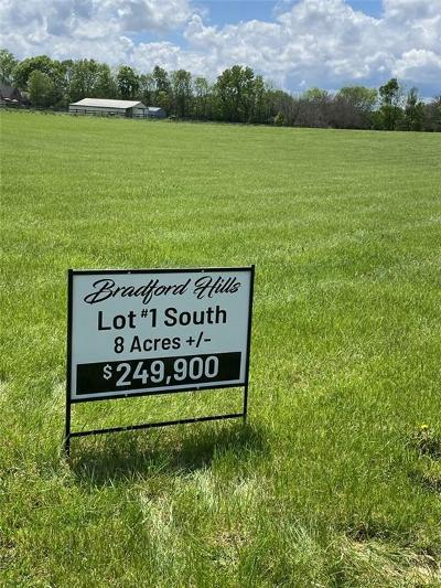 Greenwood Residential Lots & Land For Sale: Lot 1 South Bradford Hills