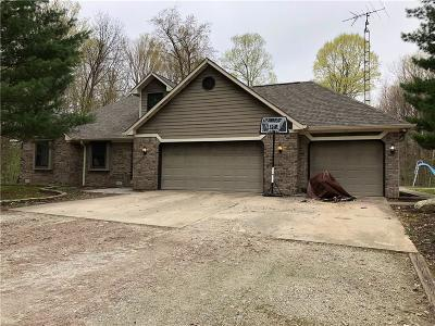 Henry County Single Family Home For Sale: 5456 West Riley Road