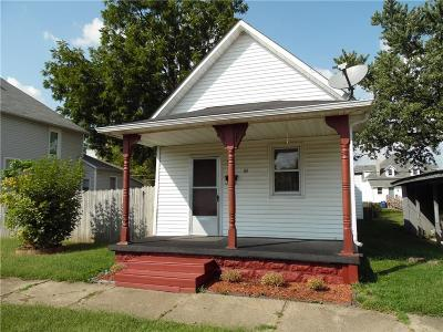 Shelbyville Single Family Home For Sale: 42 Mildred Street