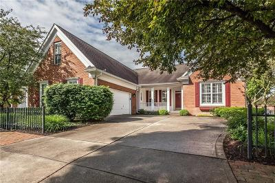 Marion County Single Family Home For Sale: 8068 Clymer Lane