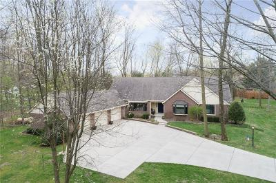 Single Family Home For Sale: 603 Sly Run Overlook