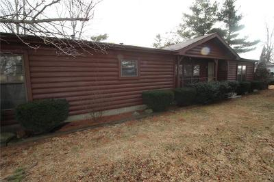 Clinton County Single Family Home For Sale: 2203 South County Road 1300 E