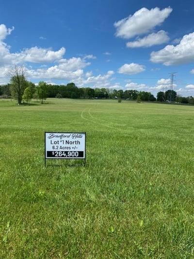 Greenwood Residential Lots & Land For Sale: Lot 1 North Bradford Hills
