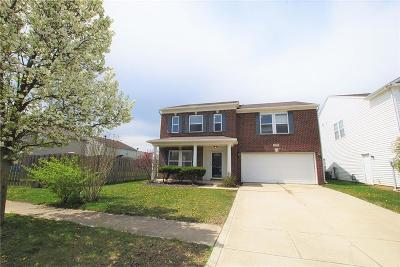 Fishers Single Family Home For Sale: 13230 Heroic Way