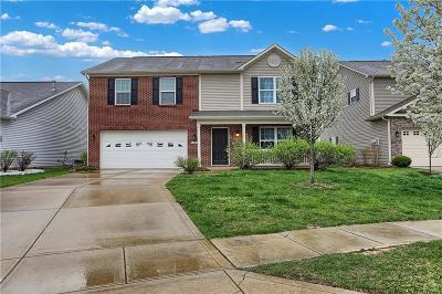 Noblesville Single Family Home For Sale: 15316 Brantley Lane