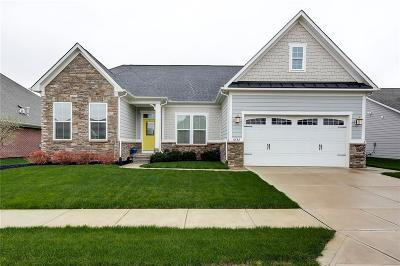Brownsburg Single Family Home For Sale: 6732 Buckingham Lane