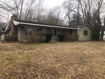 Lawrence County Single Family Home For Sale: 9100 Us Highway 50 E