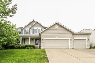 Fishers IN Single Family Home For Sale: $279,000