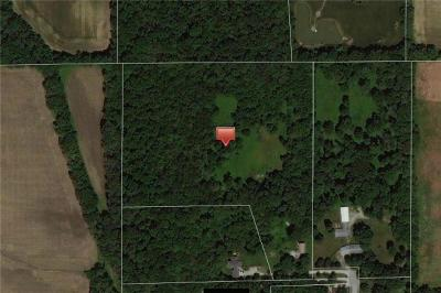 Zionsville Residential Lots & Land Pending: 534 Amos Drive