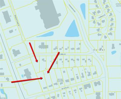 Carmel Commercial Lots & Land For Sale: 3741 West 98th Street