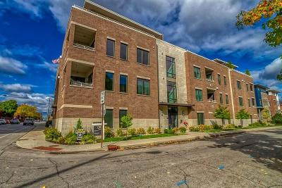 Indianapolis IN Condo/Townhouse For Sale: $524,900