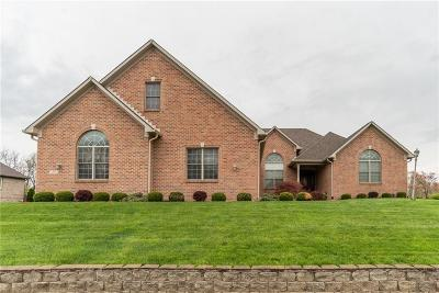 Hendricks County Single Family Home For Sale: 709 Foxboro Drive