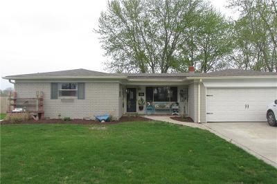 Franklin Single Family Home For Sale: 2935 North Graham Road
