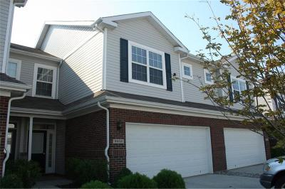 Noblesville Condo/Townhouse For Sale: 5653 Castor Way