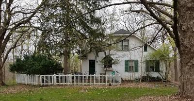 Marion County Single Family Home For Sale: 8606 Lafayette Road