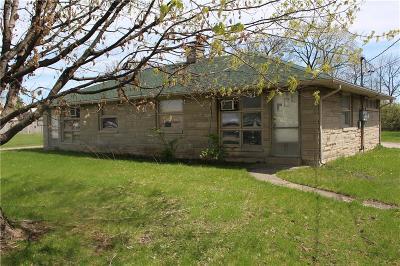 Irvington Multi Family Home For Sale: 75-77 South Shortridge Road