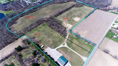New Palestine Residential Lots & Land For Sale: 3582 South 400 W #Lot 2