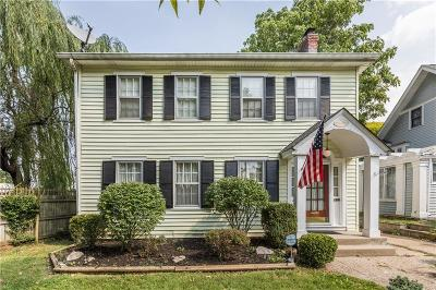 Indianapolis Single Family Home For Sale: 27 South Downey Avenue