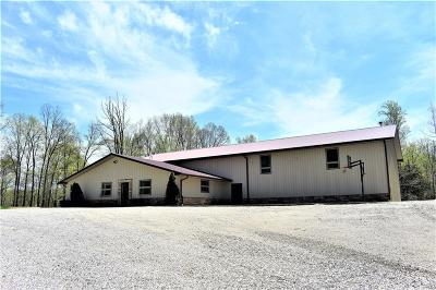 Owen County Single Family Home For Sale: 6840 Little Flock Road