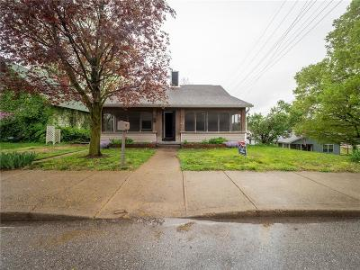 Martinsville Single Family Home For Sale: 590 North Main Street