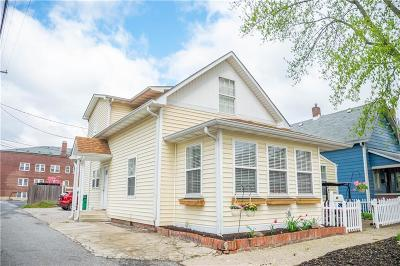 Franklin Single Family Home For Sale: 48 South Crowell Street