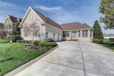 McCordsville Single Family Home For Sale: 9965 Soaring Eagle Ln