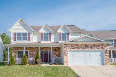 Bloomington Single Family Home For Sale: 2867 East Garden Path
