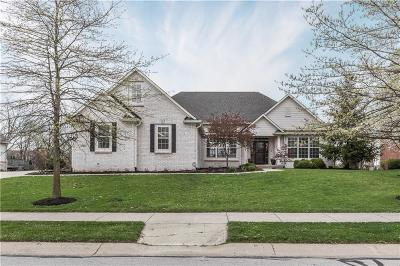 Westfield Single Family Home For Sale: 16501 Oak Manor Drive
