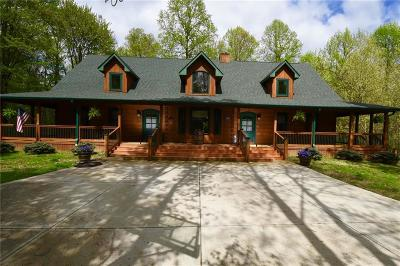 Morgan County Single Family Home For Sale: 5000 Parker Road
