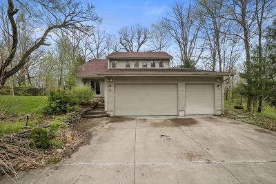 Delaware County Single Family Home For Sale: 3200 South Burlington Drive
