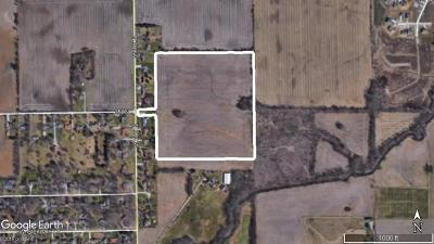 Hancock County Residential Lots & Land For Sale: 00 North 700 Road W