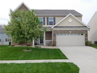 Greenwood Single Family Home For Sale: 1163 Switchback Drive