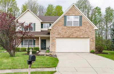 Single Family Home For Sale: 12384 Tuckaway Court